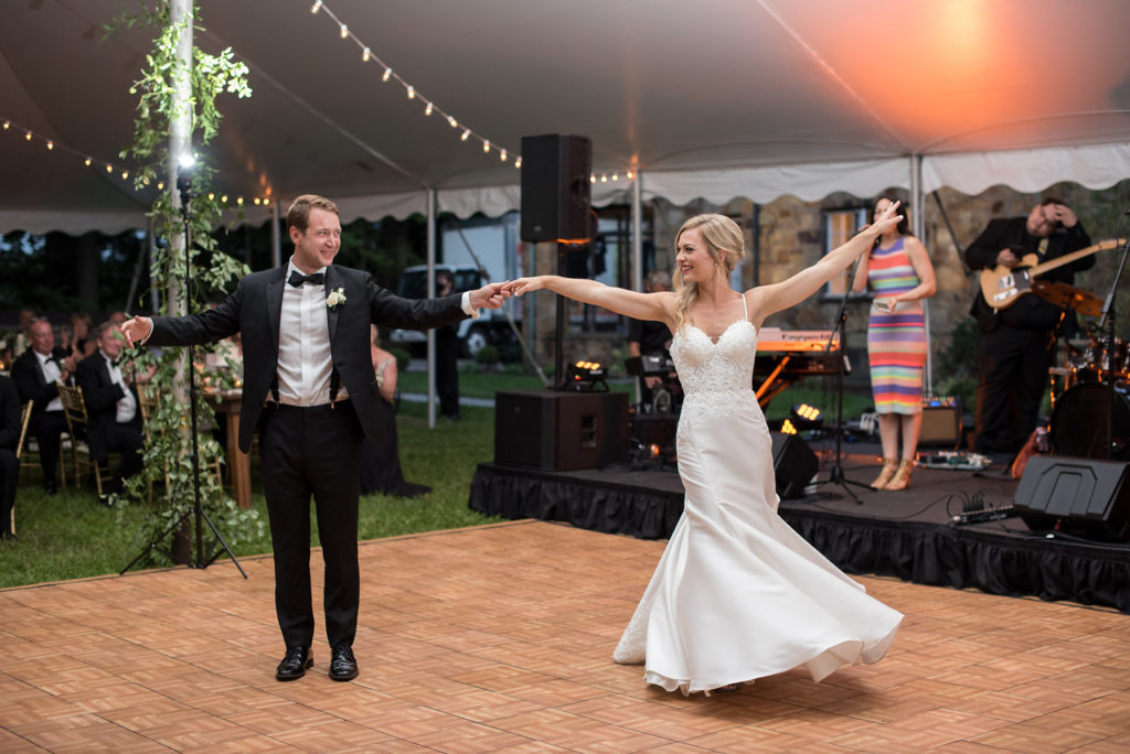 First Dance Advice; 5 Ways To Add Confidence To Your First Dance