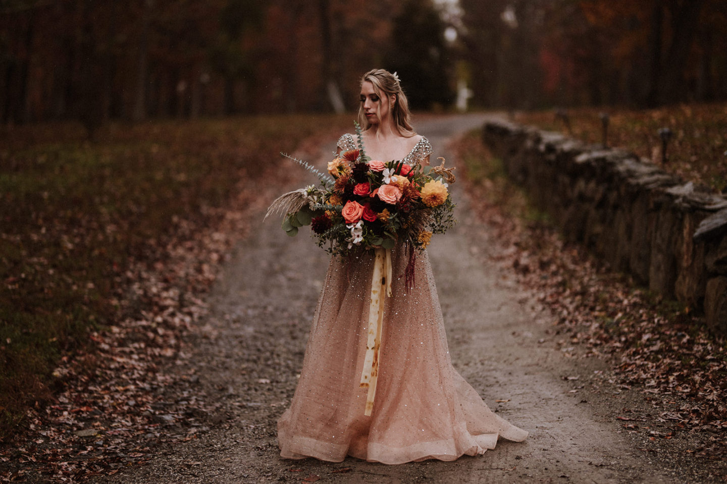 Boho Luxe Wedding With Country Vibes At Rockwood Estate, Virginia, USA
