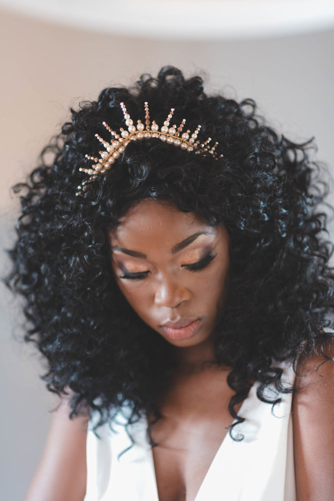 Our Favourite Wedding Tiaras and Crowns For An Epic Bridal Look