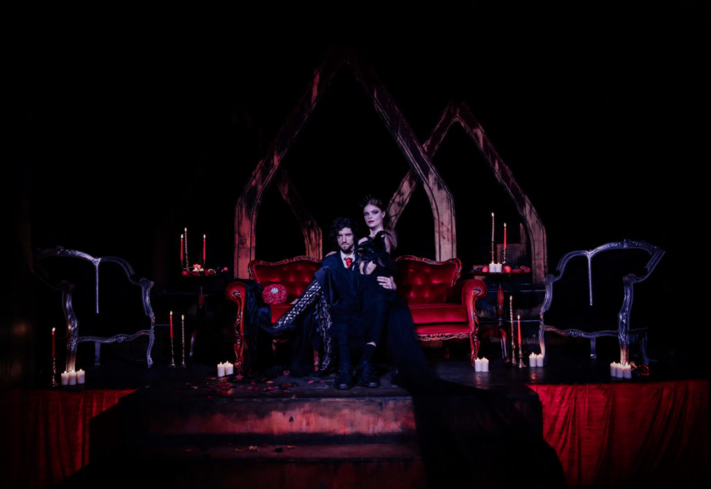 Goth Wedding Inspiration; Our Favourite Goth Inspired Weddings For World Goth Day