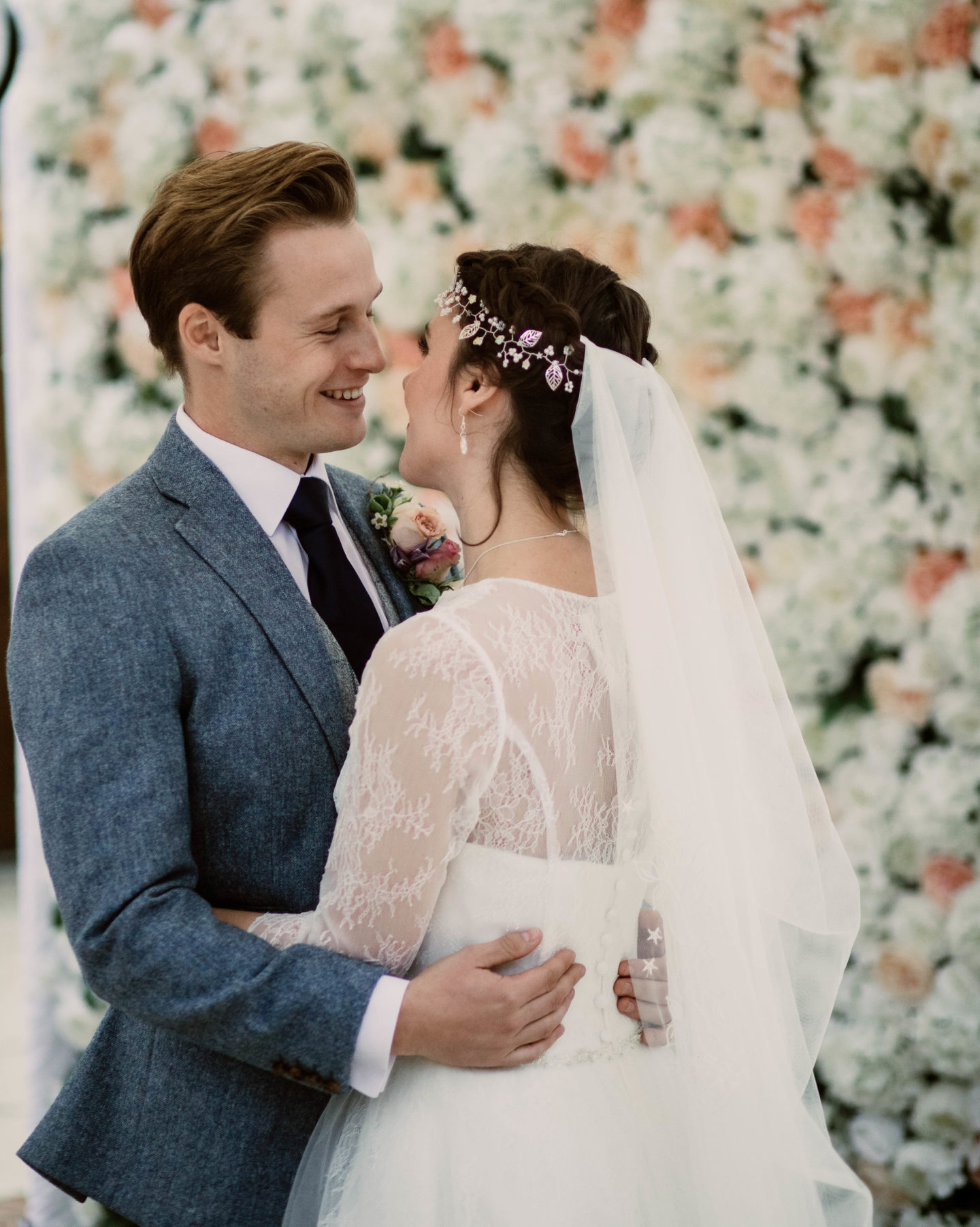 Romeo and Juliet Inspired Wedding With Vintage Charm At Apton Hall, Essex