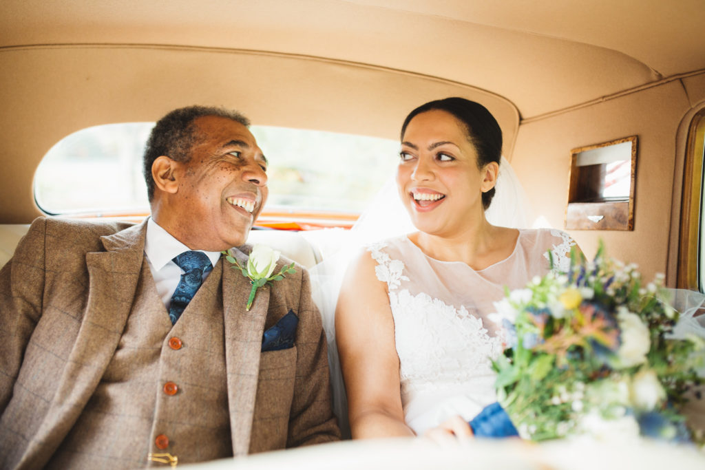 How To Make Dad Feel Special On Your Wedding Day