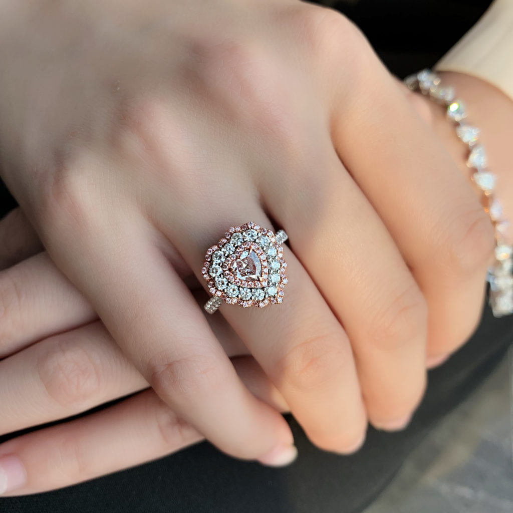 A Guide To Buying A Pink Diamond Ring