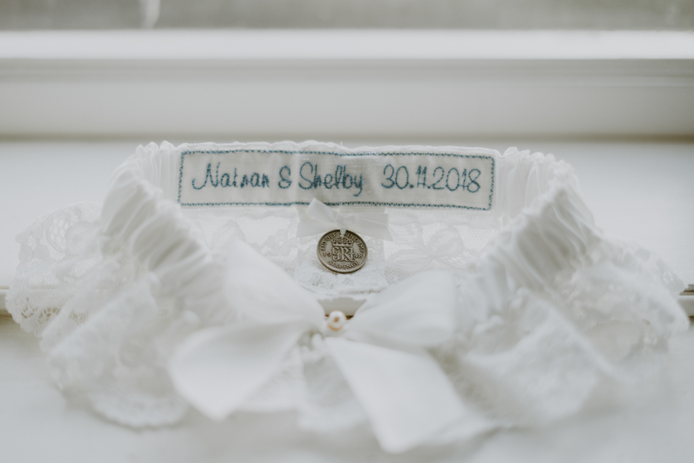 Wedding Traditions - Bridal Garters With The Nottingham Lace Garter Company