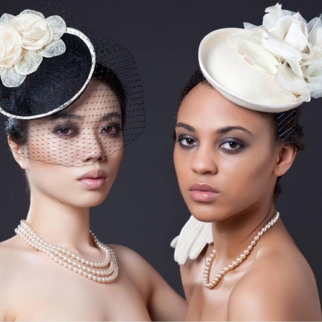 5 Creative Bridal Hat Looks For Your Wedding Day